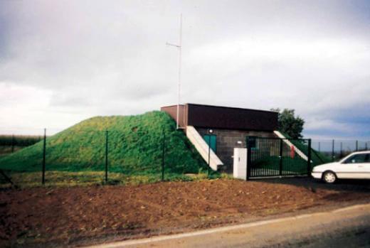 Trinkwasser Hochbehälter - Hochbehälter in Liebenau - Kleber Heisserer