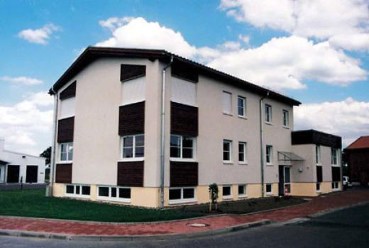 Hochbau Gewerbebau - Verwaltungsgebäude in Dohma - Kleber Heisserer